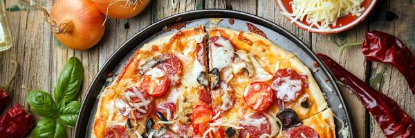 Pizza House Order Takeaway In Upper Bangor